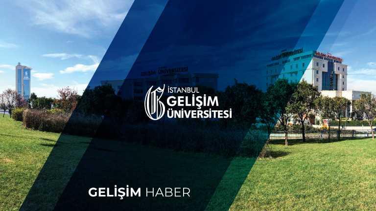 İstanbul Gelişim Meslek Yüksekokulu sonsuzluk sergisi katılım
