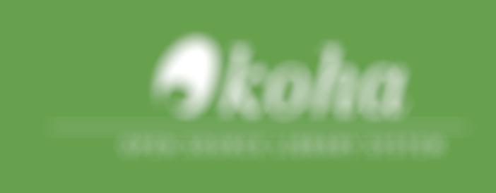 KOHA Kütüphane Otomasyon Sistemi Logo