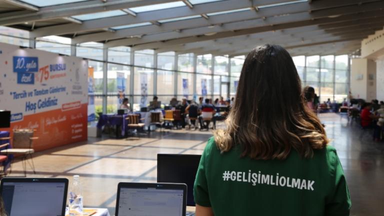 İstanbul Gelişim Üniversitesi 2019-2020 Tercih ve Tanıtım Günleri