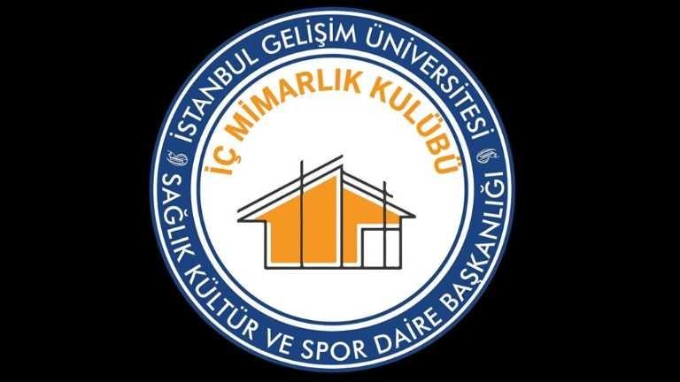 igü iç mimarlık kulübü logo
