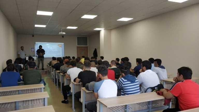 2019-2020 Elektrik, Elektronik Teknolojisi Oryantasyonu
