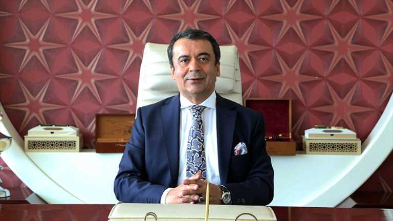 İstanbul Gelişim Üniversitesi Mütevelli Heyeti Başkanı Abdülkadir Gayretli