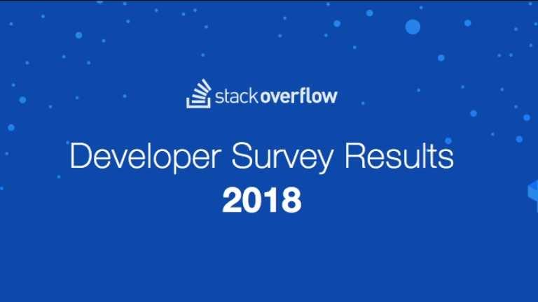 Stackoverflow 2018 Geliştirici Anketi Sonuçları İGÜ Yönetim Bilişim Sistemleri