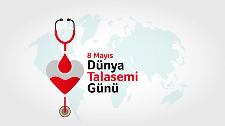 İGÜ SHMYO 8 Mayıs Dünya Talasemi Günü