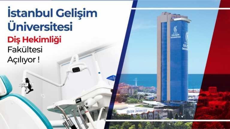 İstanbul Gelişim Üniversitesi Diş Hekimliği Fakültesi