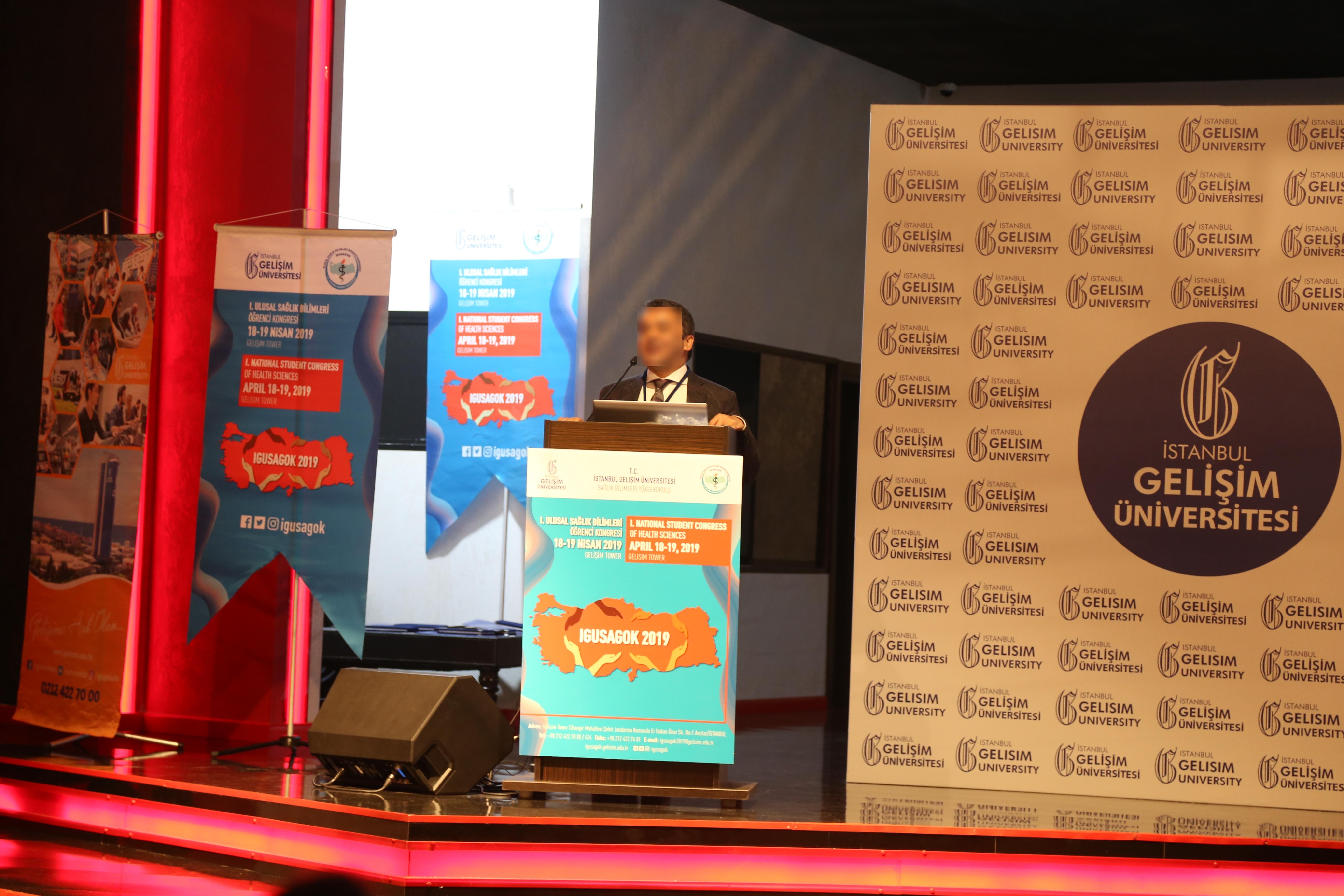 Abdulkadir Gayretli Açılış Konuşması