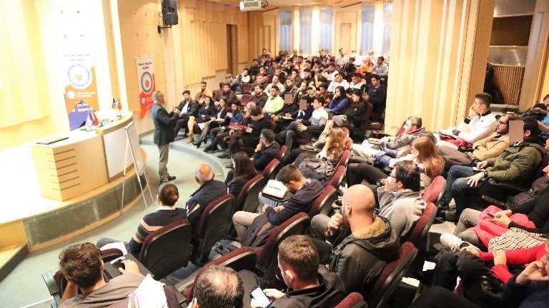 Kuvvet ve Güç Antrenmanlarının Fizyolojik Temelleri adlı seminer