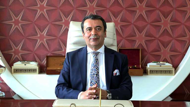 Mütevelli Heyeti Başkanı Sn. Abdulkadir Gayretli