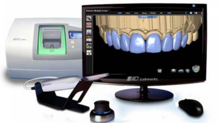 İGÜ SHMYO Ağız ve Diş Sağlığı CadCam Mucizesi