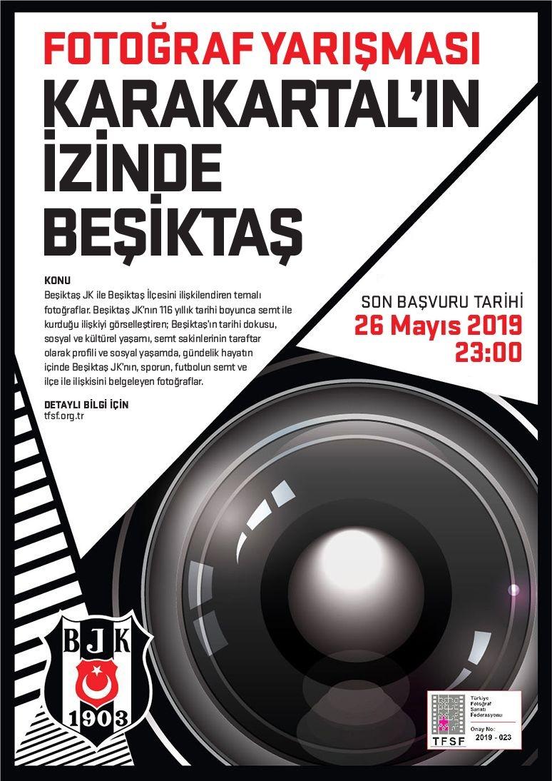 """""""Karakartal'ın İzinde Beşiktaş"""" Fotoğraf Yarışması"""