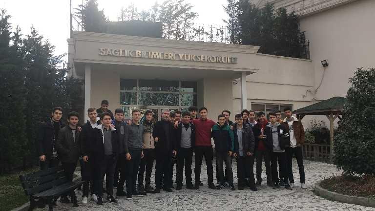 Güngören Sultan Alparslan Anadolu İmam Hatip Lisesi