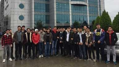 Gaziosmanpaşa Mesleki Ve Teknik Anadolu Lisesi