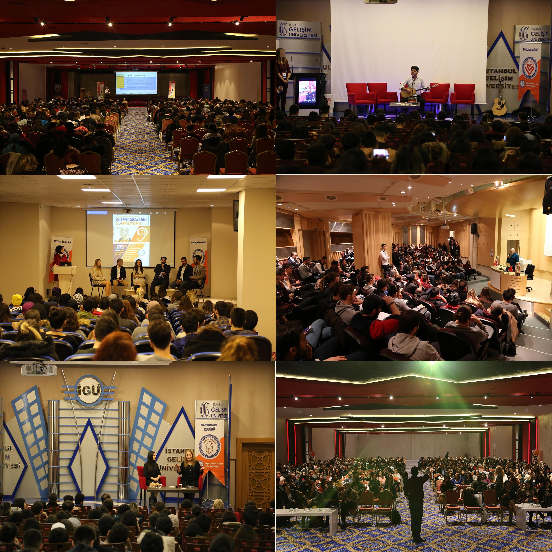 İstanbul Gelişim Üniversitesi Konferans ve Toplantı Salonları