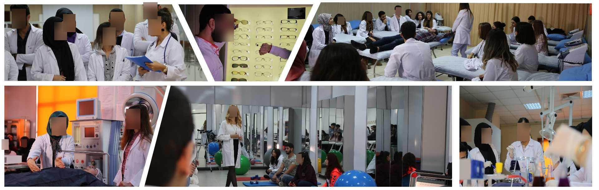 Sağlık Hizmetleri Meslek Yüksekokulu - İstanbul Gelişim Üniversitesi