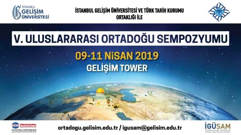 5th International Middle East Symposium begins