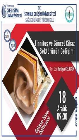 Tinnitus ve Güncel Cihaz Sektörünün Gelişimi