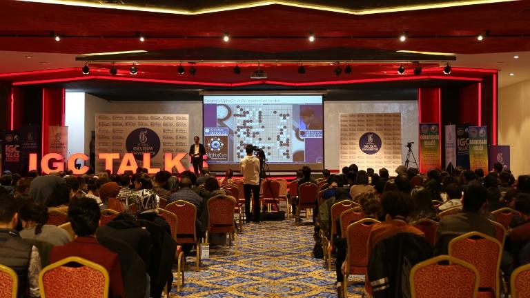 IGC Talks'19'da Deneyimlerini Paylaştılar