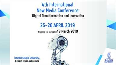 IGU will host its 4th International Conference on New Media
