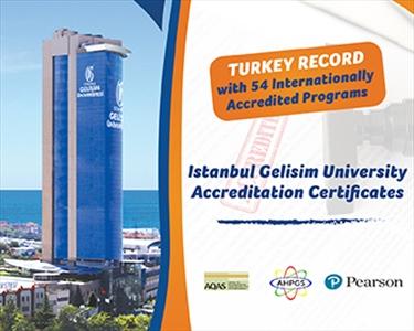 Accreditation Tour from Istanbul Gelisim University