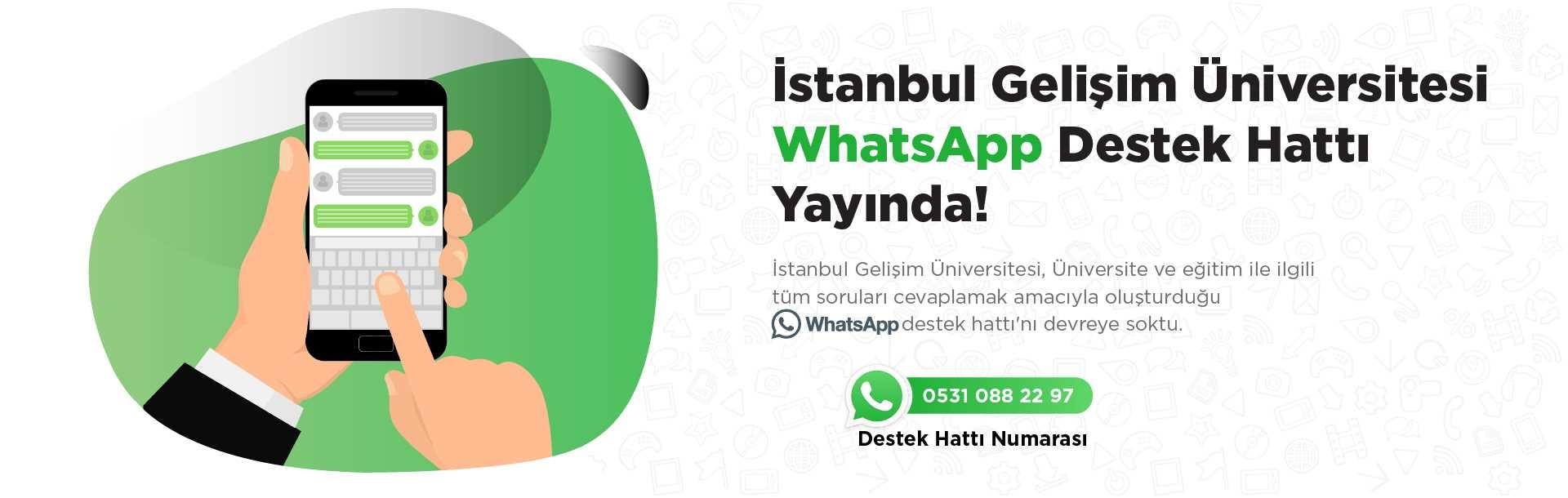 Whatsapp Hattı