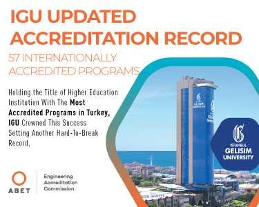 Istanbul Gelisim University Updated Accreditation Record