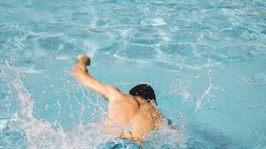 Yüzme esnasındaki kramplara dikkat