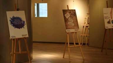 Öğrencilerden israfa karşı fotoğraf sergisi