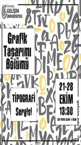 Tipografi Sergisi