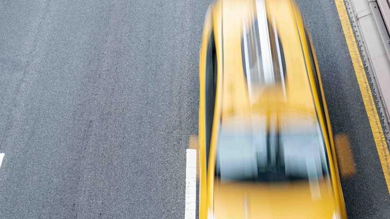 İstanbul'daki taksi şoförlerini incelediler...
