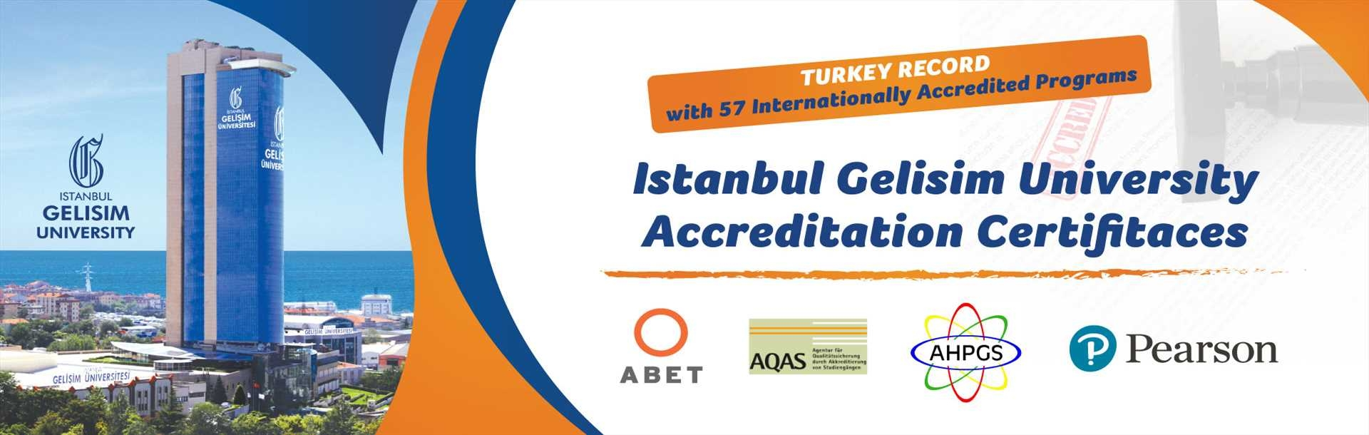 Accreditation Tour from Istanbul Gelisim University
