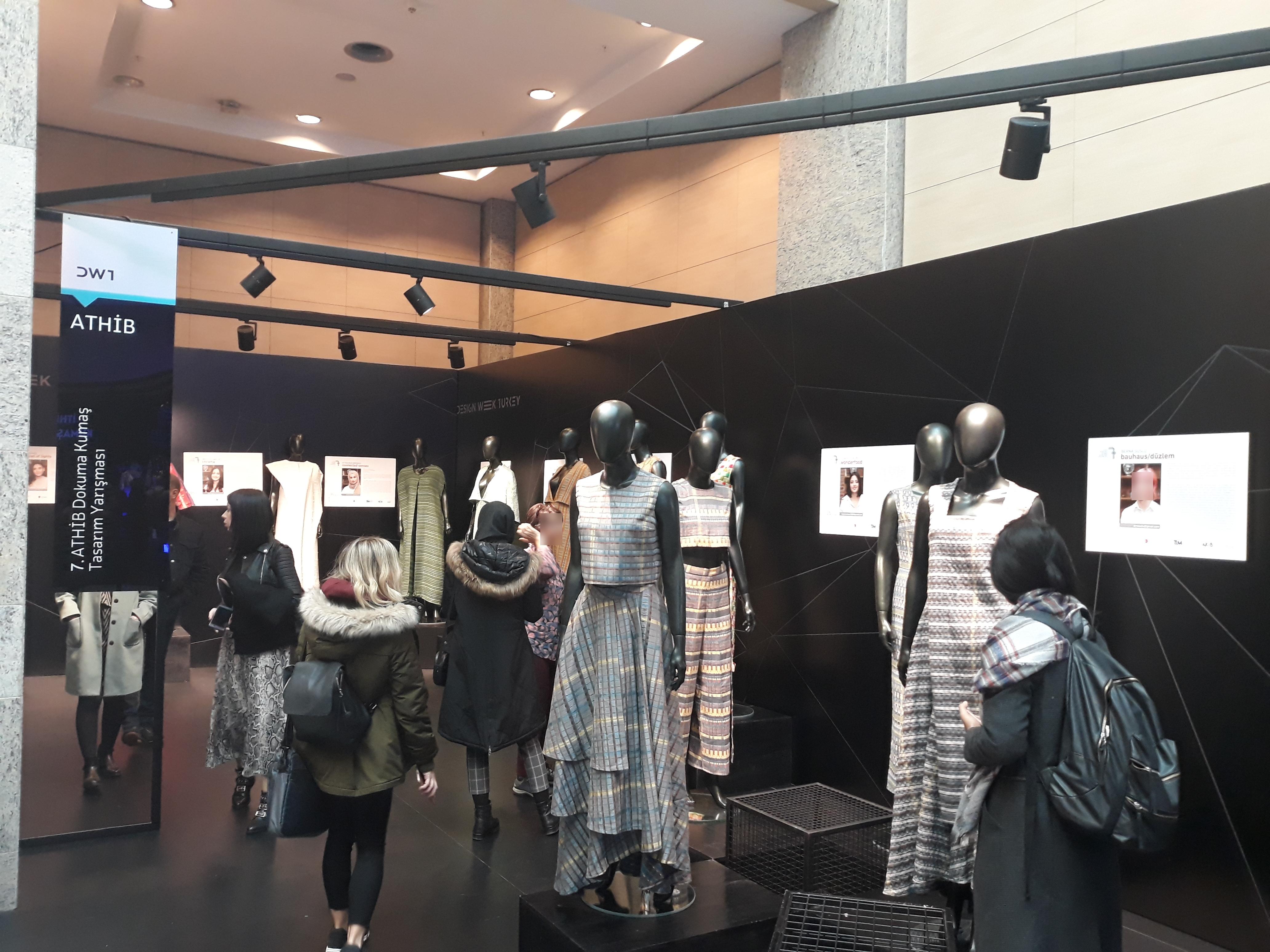 Design Week Turkey 2018 Istanbul Gelisim University