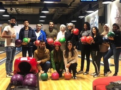 28.11.2019 tarihli Bowling Etkinliği