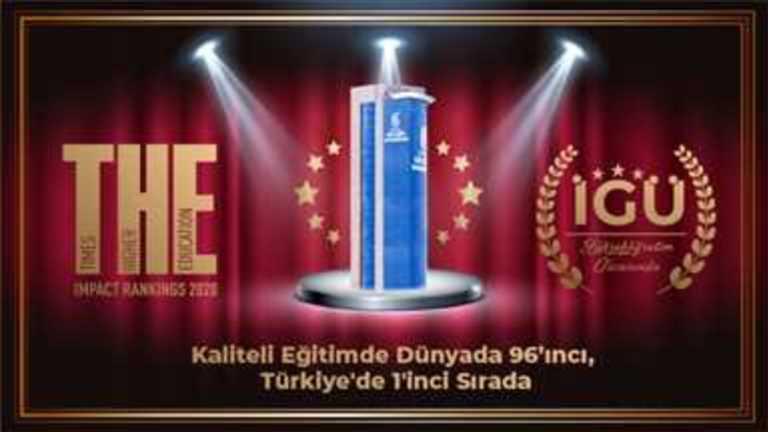 Times Higher Education (THE) İstanbul GElişim Üniversitesi