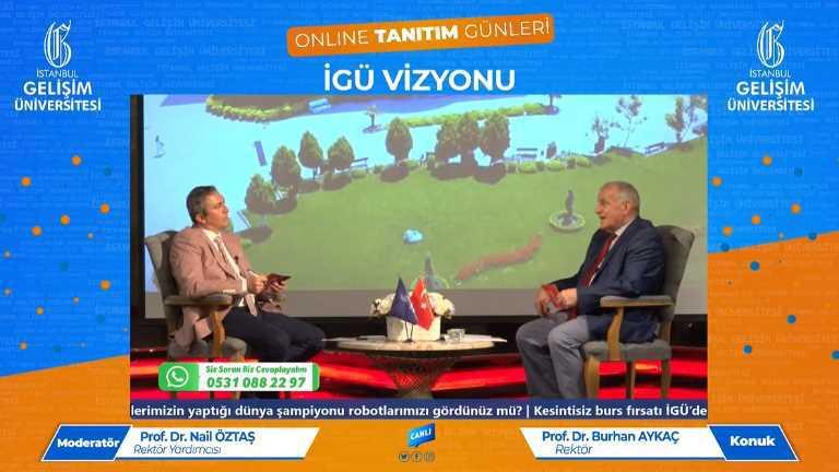 Prof.Dr. Burhan AYKAÇ ve Prof.Dr. Nail ÖZTAŞ