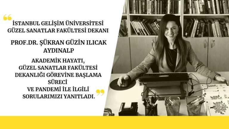 Prof. Dr. Şükran Güzin Ilıcak Aydınalp ile Akademik Hayatı İle İlgili Röportaj Gerçekleştirildi