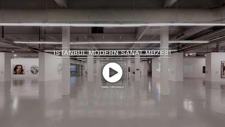 Pandemi Döneminde İstanbul Modern Sanat Müzesi Dijital Platformda