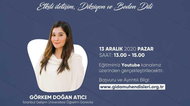 İstanbul Gelişim Üniversitesi Öğr. Gör. Görkem Doğan Atıcı