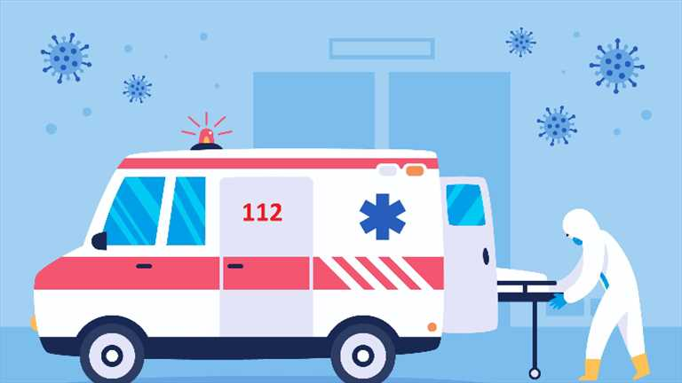 Covid-19'un Fedakâr Sağlıkçıları: Paramedikler
