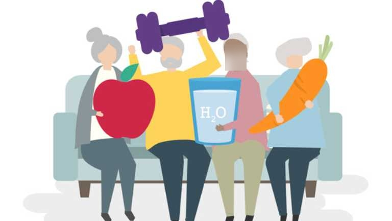 Aktif ve pozitif yaşlanma sürdürülebilir kalkınmanın esaslarındandır.