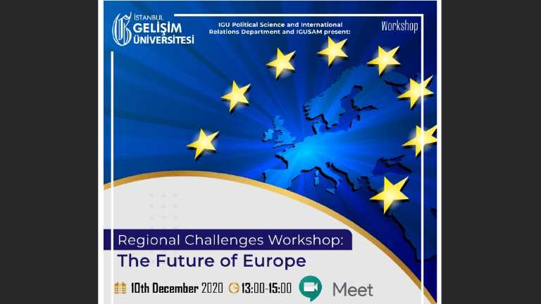 """Regional Challenges Workshop: The Future of Europe"""