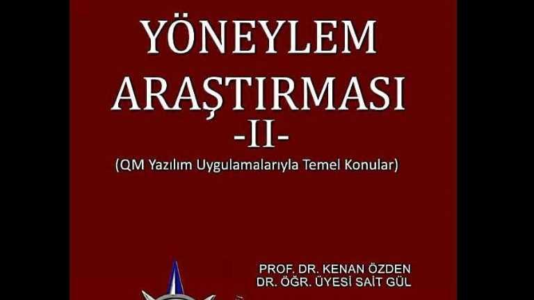 Yoneylem_II_kitabı