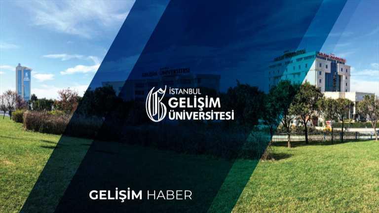 İstanbul Gelişim Üniversitesi köy okuluna kütüphane kurdu.