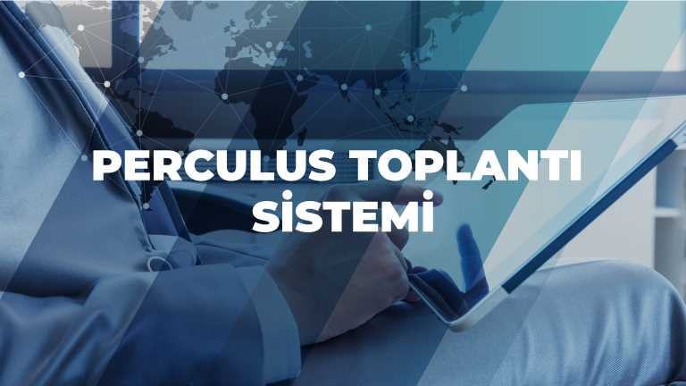 Perculus Toplantı Sistemi