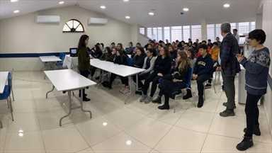 Beşiktaş Sınav Anadolu Lisesi