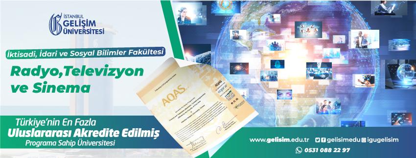 RADYO, TELEVİZYON VE SİNEMA  - Accreditation