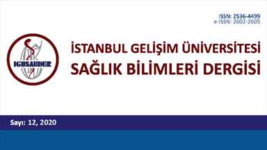 Istanbul Gelisim University Journal of Health Sciences 12th Issue