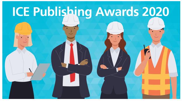 ICE Publishing Awards 2020