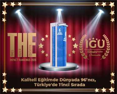 Times Higher Education (THE) - İstanbul Gelişim Üniversitesi