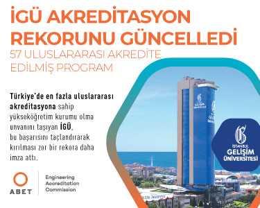İstanbul Gelişim Üniversitesi'nin akreditasyon başarısı