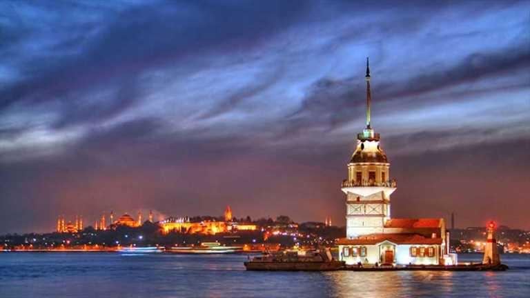 Öğrenciler 'Bizce İstanbul' diyor yaşadığı şehri anlatıyor